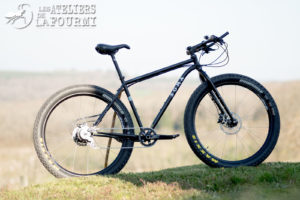 SOMA Sandworm Rohloff Ateliers Fourmi Fat Bike